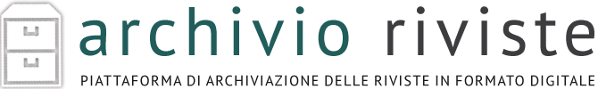 Archivio Riviste